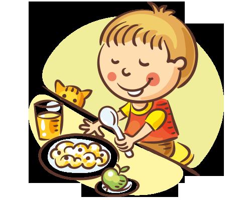 Çocuğu Yemek Yiyen Var Mı?